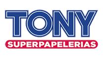 Tony tiendas